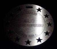 Medal - 10 lat w Unii Europejskiej
