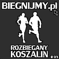 BIEGNIJMY.pl - Rozbiegany Koszalin