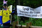 Pobiegliśmy dla Tomka - Leśna Piątka 2014 #2/6