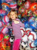 Zabawki - prezenty - dla dzieci i przedszkoli w Leśnej Piątce PIKUŚ 2015